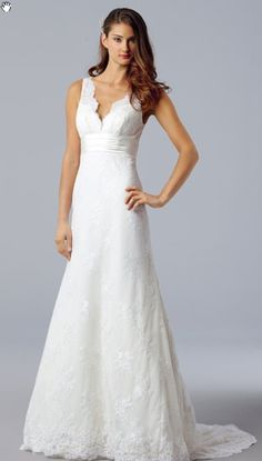 Country Wedding Dresses Under $1,000 - Rustic Wedding Chic