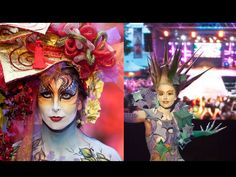 Next Design Body Painting Festival 2011