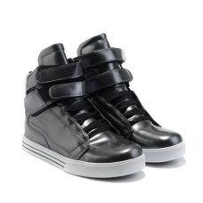 fashion shoes, men shoes, high cut shoes, leather casual shoes