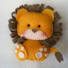 precioso león