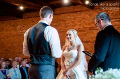 happy bride, candid ceremony shots, wedding ceremony, wedding photographer, beautiful bride, bride and groom, true love :: Nicole + Cameron's Wedding at Smithonia Farm in Colbert, GA :: with Nikki