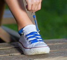 Inspire Uplift No-tie Shoelaces Blue No-tie Shoelaces Leather Sneakers, Air Max Sneakers, Come Undone, Explorer, Tie Shoes, Golf Fashion, Fashion Hats, 90s Fashion, Fashion Jewelry