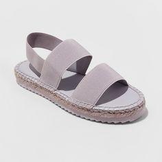 2ad9dc36b5 Women s Noelya Ankle Strap Sandal - A New Day™ Purple 5.5