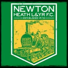 Newton Heath crest.