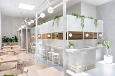 <p>The No19 cafe in Ascot Vale site, a short drive from Melbourne, was inspired by the Mediterranean and Greek delicatessen. Designed by Biasol architects studio, the new spot is yet another beautiful
