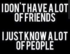 Quotes About Friends Vs Acquaintances