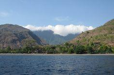 Coastline #Amed #Bali #Indonesia