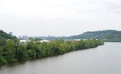 Pittsburgh's Allegheny River