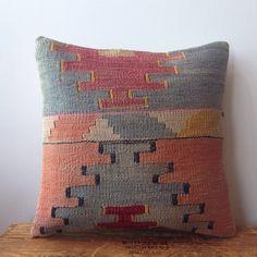 Old Kilim pillows