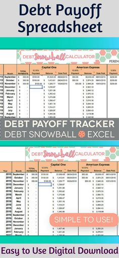 Download free Family Budget Spreadsheet for Microsoft Excel A - debt reduction calculator