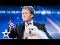 Marc Métral and his talking dog Wendy wow the judges | Audition Week 1 |...