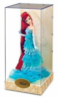 Ariel Disney Princess Designer Collection Doll