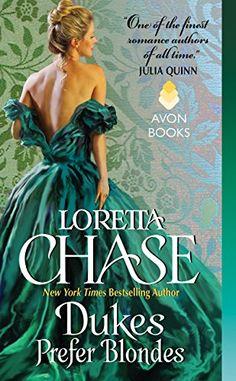 Dukes Prefer Blondes (The Dressmakers Series) by Loretta Chase http://www.amazon.com/dp/B0105SAHN6/ref=cm_sw_r_pi_dp_pCcnwb1A0S0K5