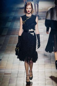 Lanvin Fall 2013 RTW Collection - Fashion on TheCut