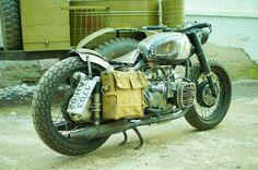 Мотоцикл М72, 1957 года прошедший полный цикл реинкарнации. В своей первой жизни он был сильным и надежным помощником человека. На нем перевозили камни и бревна,...