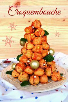 Sweet Gula: Croquembouche, e votos de um Feliz Natal!