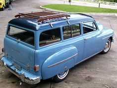 1950 Dodge Coronet Station Wagon