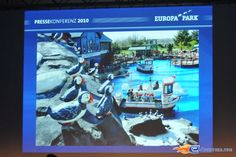6/30 | Photo de l'inauguration de l'attraction Whale Adventures Splash Tour située à @Europa-Park (Rust) (Allemagne). Plus d'information sur notre site http://www.e-coasters.com !! Tous les meilleurs Parcs d'Attractions sur un seul site web !!