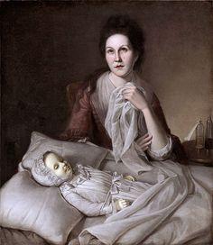 Rachel Weeping (1772, 1776, 1818), Philadelphia Museum of Art, Philadelphia, Pa., Charles Wilson Peale