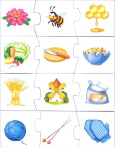 At the animals themed number sequence puzzle This page includes a number of fun puzzle exercises that can be used to teach numbers. Preschool Jobs, Preschool Puzzles, Sequencing Activities, Kids Learning Activities, Montessori Activities, Preschool Worksheets, Preschool Crafts, Toddler Activities, Teaching Kids