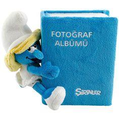 Yılbaşında çekilecek en güzel anlarınız için Şirine albümü :) http://hediye.com.tr/main/277/17286/sirinler-sirine-3d-pelus-figurlu-fotograf-albumu.html