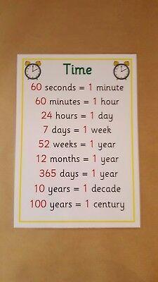 Teaching Time, Teaching Math, Teaching Clock, Primary Teaching, 2nd Grade Math Worksheets, School Worksheets, Math Classroom, Flipped Classroom, Learn To Tell Time