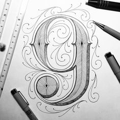 Number Tattoo Fonts, Tattoo Lettering Styles, Chicano Lettering, Lettering Design, Typography Alphabet, Monogram Alphabet, Calligraphy Tattoo, Sketch Tattoo Design, Graffiti Characters