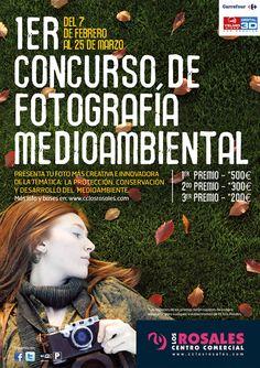 1er Concurso de Fotografía Medioambiental. 2011.