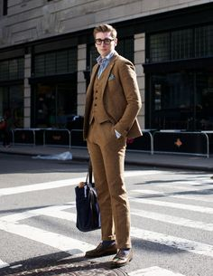 Gant Rugger Tweed Suit