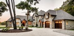 Gorgeous Wooded Retreat - traditional - exterior - chicago - Martin Bros. Contracting, Inc.