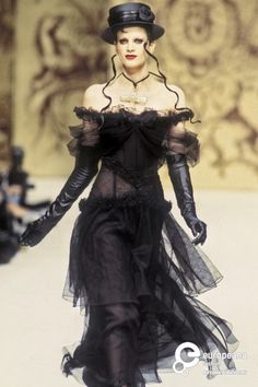 Chanel, Spring-Summer 1993, Couture
