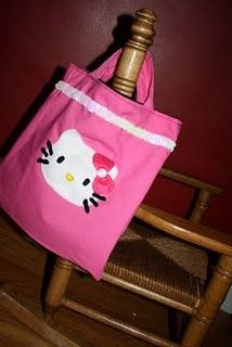 hello kitty tote Kids Tote Bag 7d1829f513d9a