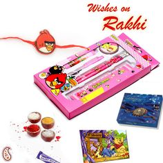 Picture of Angry Bird school set Jigsaw Puzzle and Rakhi Hamper Hampers Online, School Sets, Rakhi Gifts, Gift Hampers, Angry Birds, Jigsaw Puzzles, Kids, Black Sandals, Gift Baskets