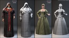 People From Assassin's Creed 2 :)