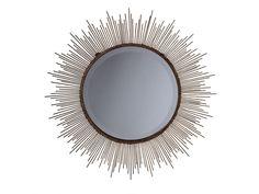 midwest cbk- sunburst mirror