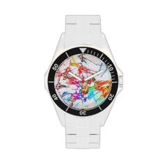 Star Design Wristwatch