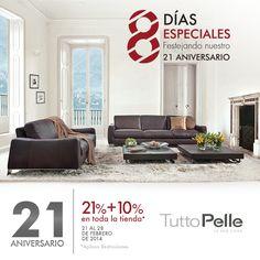 #TuttoPelle #Aniversario #Noticias #Febrero
