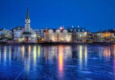 Reykjavik, de vijf tips van… - Nomad & Villager