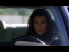 Ziva taught herself how to drive a car..