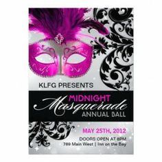 Masquerade Admission Tickets | Admission ticket and Masquerades