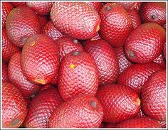 Aguaje De la Selva su fruta