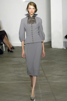 Roland Mouret 롤랑 뮤레 : Spring/Summer 2006 Ready-to-Wear New York : 네이버 블로그