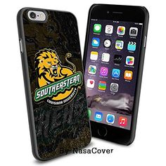 NCAA University sport Southeastern Louisiana Lions , Cool iPhone 6 Smartphone Case Cover Collector iPhone TPU Rubber Case Black [By NasaCover] NasaCover http://www.amazon.com/dp/B0140NAH3M/ref=cm_sw_r_pi_dp_hQB2vb18J0J33