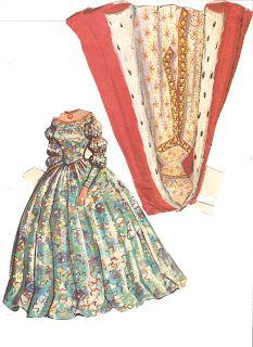 Miss Missy Paper Dolls: Disney Sleeping Beauty Paper Dolls