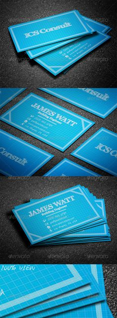 A cmyk print job that uses a solid block of cyan on the back as well blueprint business card graphicriver created 4december12 graphicsfilesincluded photoshoppsd jpgimage layered yes malvernweather Image collections
