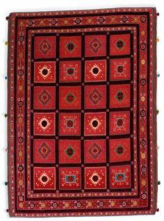 Beloutsch Sumakh carpet, Pfister