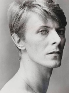 Bowie by Lord Snowdon