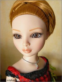 Eowyn, an Ellowyne Wilde doll