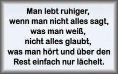 Wie wahr!