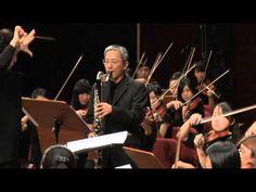 Bass Clarinet Concerto, a backwards theme & variations (on GANGNAM STYLE...